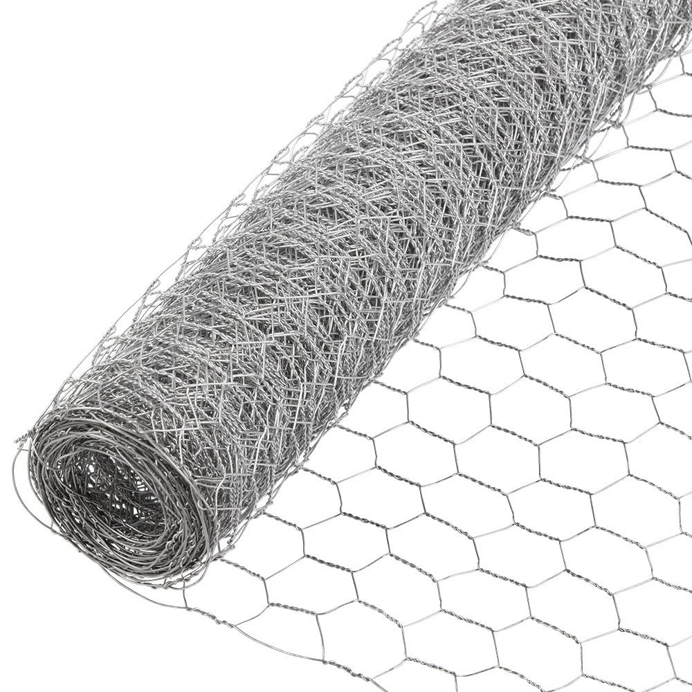 Amazon.com : YARDGARD 308476B 4 Foot X 50 Foot 2 Inch Mesh Poultry ...