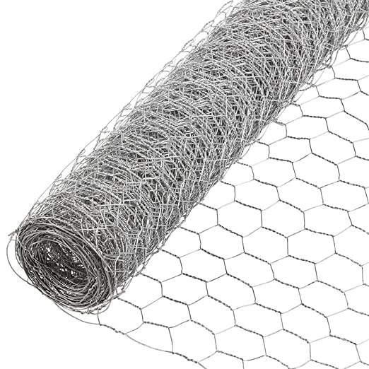 Amazon Com Yardgard 308476b 4 Foot X 50 Foot 2 Inch Mesh Poultry