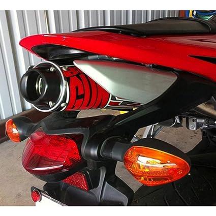Amazon Com Evo S Slip On 2005 Honda Cbr600rr Street Motorcycle