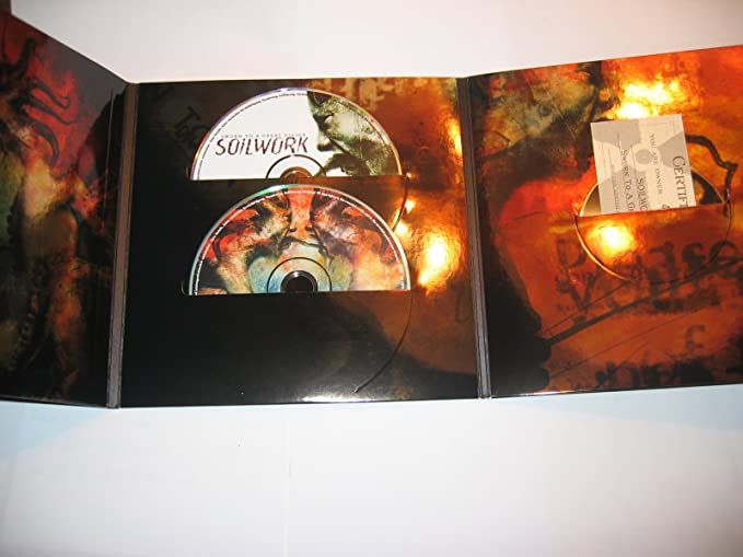 Sworn To A Great Divide (Limited Edition CD+DVD+3\