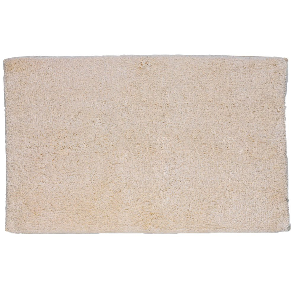 kela-Alfombra de baño Antideslizante, algodón, Color Beige, Beige, 50 x 80 x 2 cm 22472