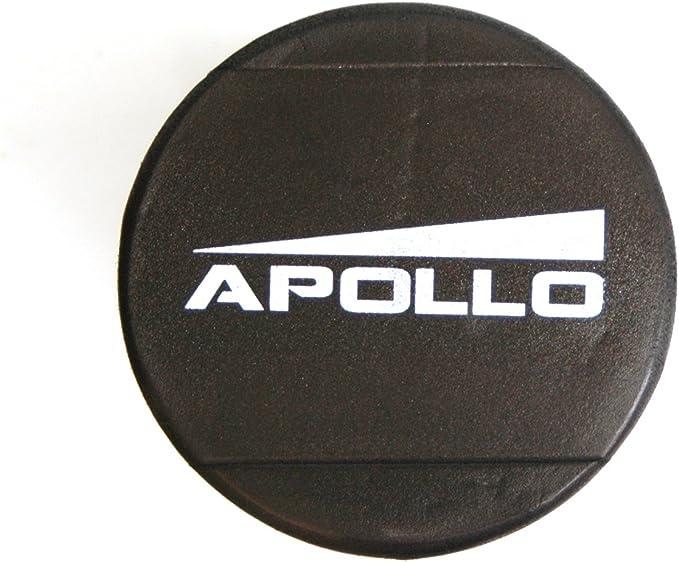 Apollo El Rodillo Fitness Delhi 15x45cm - Negro | Rodillo de ...