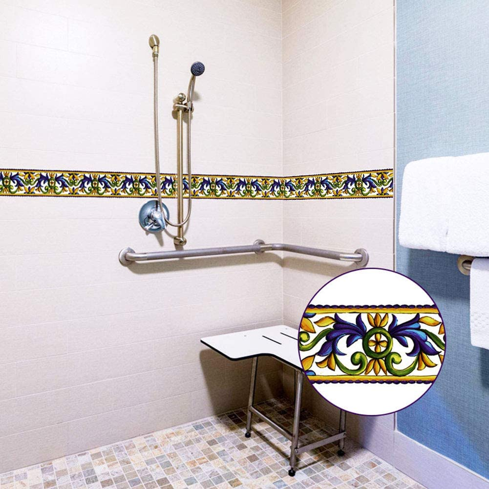Gerbera Roll Self-Adhesive Wallpaper Borders Home Decor