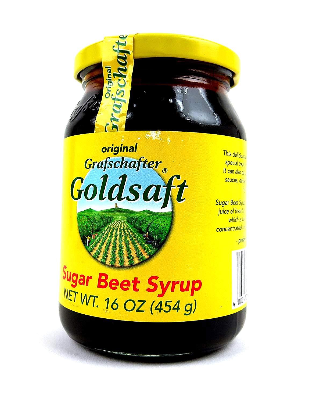 Grafschafter Goldsaft Original Sugar Beet Syrup, 16 oz Jar