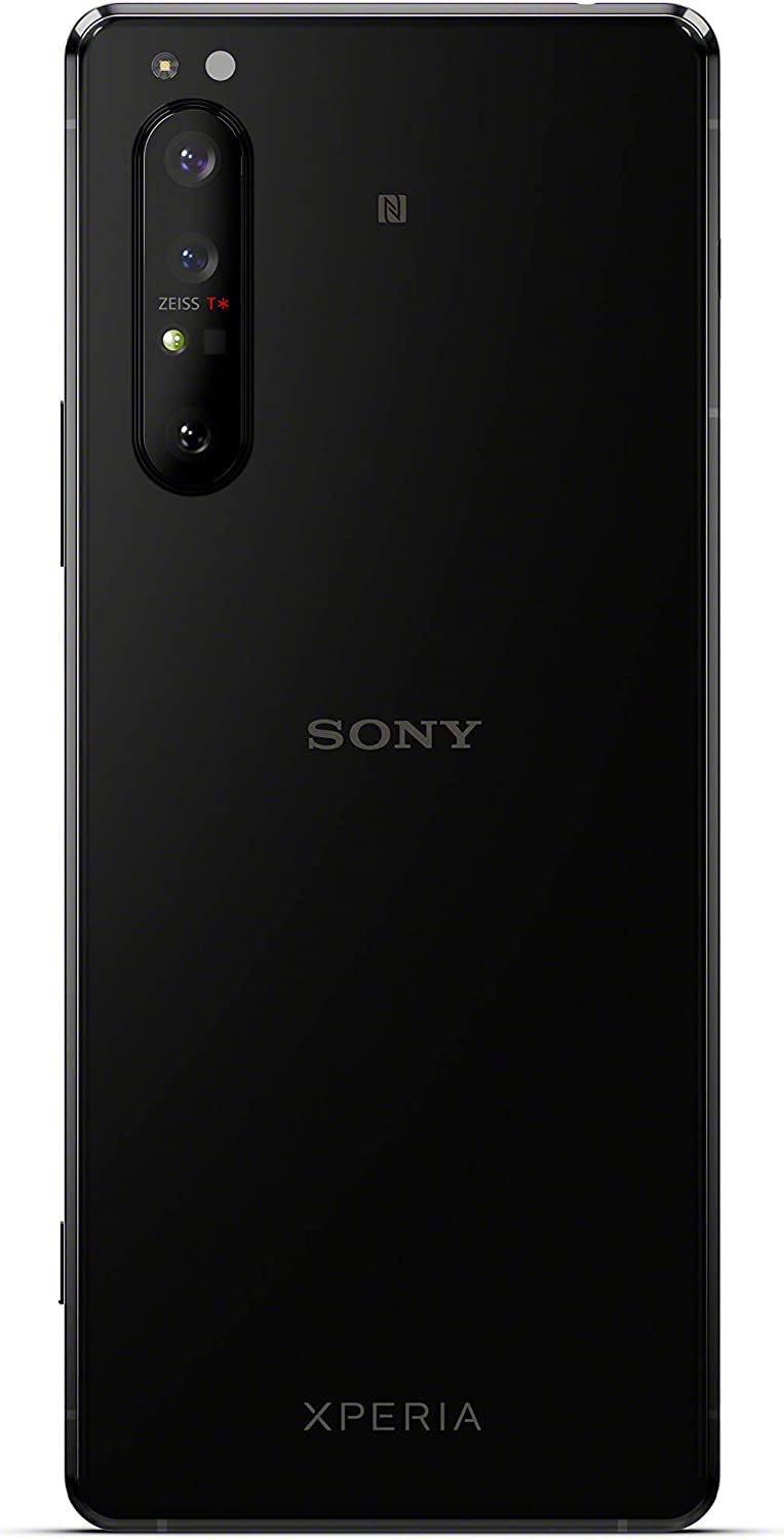 Amazon Com Xperia 1 Ii Smartphone With Triple Camera System Fast Autofocus Eye Af 4k Oled Display Dolby Atmos Audio Technology And Enhanced Mobile Gaming Features