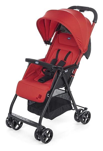 Chicco silla de paseo 4 ruedas ohlalà Paprika: Amazon.es: Bebé