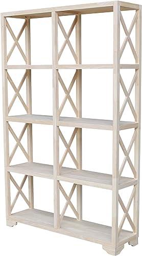 International Concepts Room Divider, Unfinished