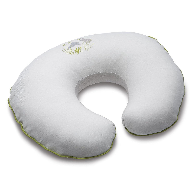 Boppy Pillow Slipcover, Organic Playful Rabbits 3140558K 6PK