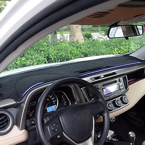 Amazon Com Kust Bgd20203r Car Dashboard Cover Custom Fit Leather