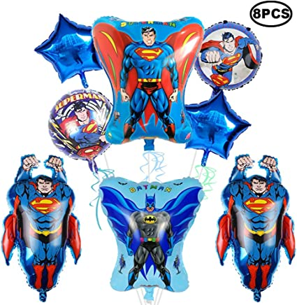 15 Superman Man of Steel Stickers Kid Party Goody Loot Bag Filler Favor Supply