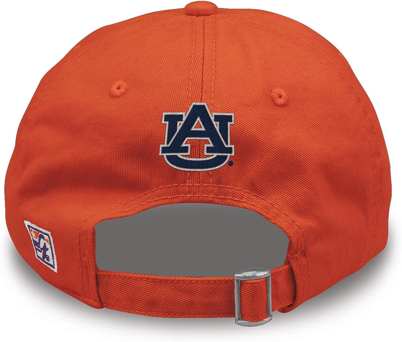The Game Standard Split Bar Design Trucker Mesh Hat Adjustable Orange
