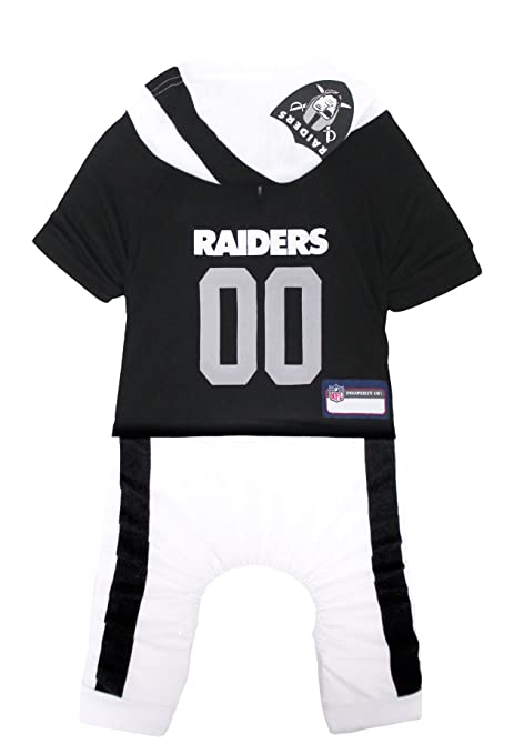 d3bd9c920 Amazon.com   NFL Oakland Raiders Pet Onesie