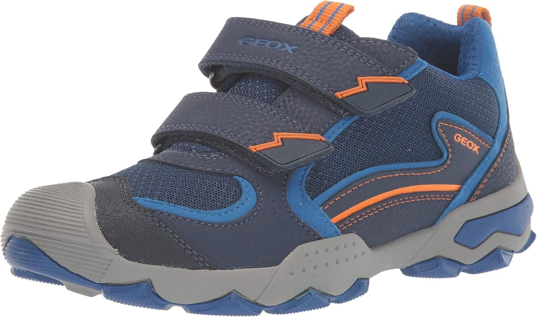 Geox J Buller Boy B Sneakers Basses gar/çon