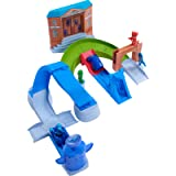 Fun Colorful Durable Easy Care PJ Masks Rival Racers Track Set - Have Countless Hours Of Fun Racing With Friends!
