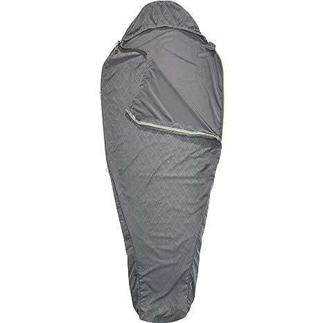 Therm-a-Rest SleepLiner - Sacos de dormir - Long gris 2018
