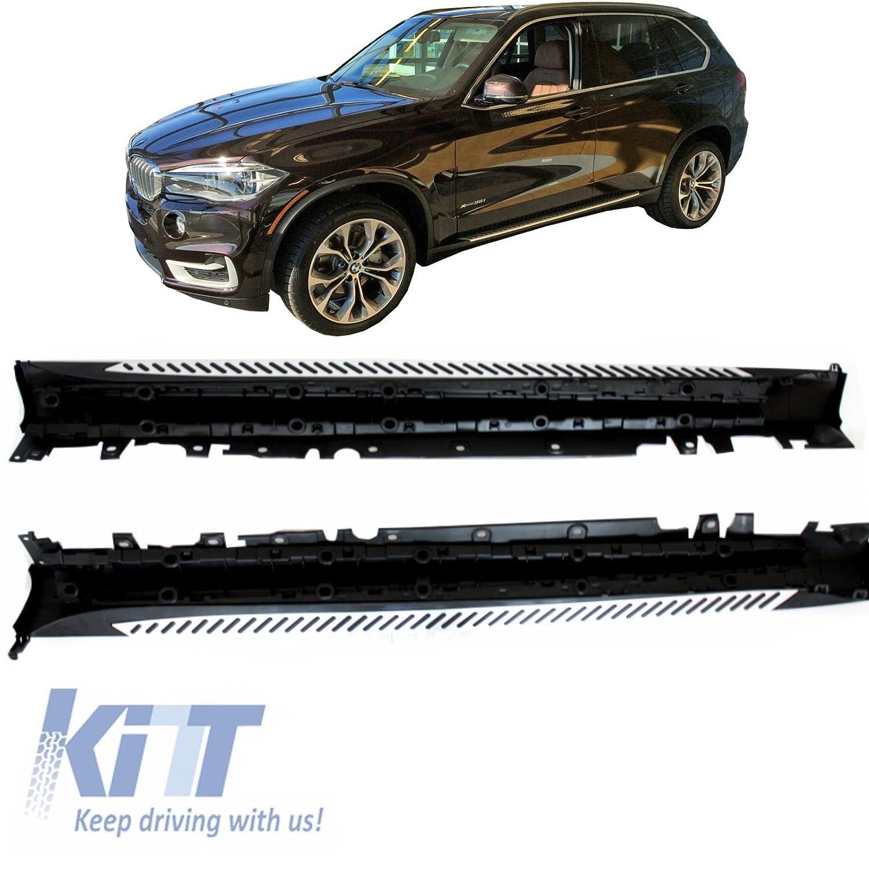 Pedane Kitt RBBMF15 SUV Side Steps KITT Tuning