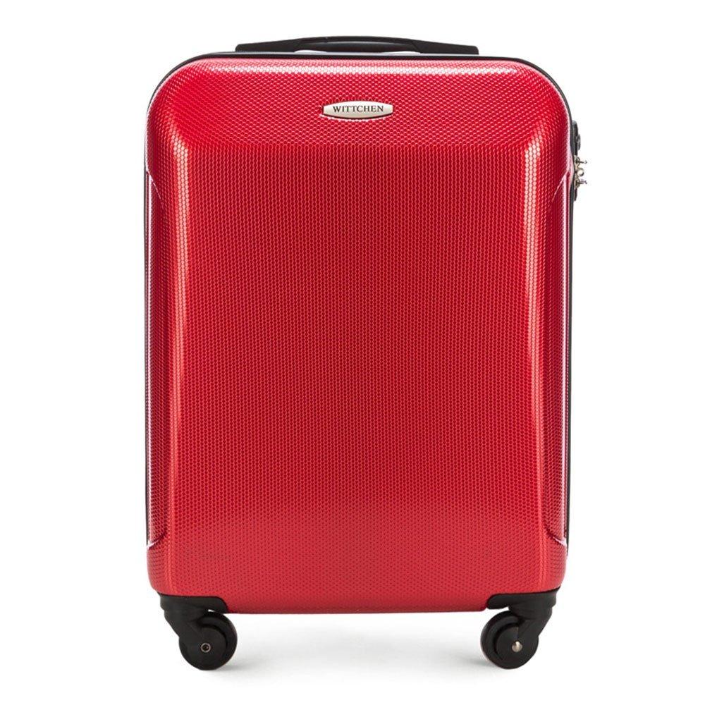 WITTCHEN Großer koffer Policarbon 76 x 52 x 27 cm 3.9 kg 89 L Blau - 56-3P-873-90