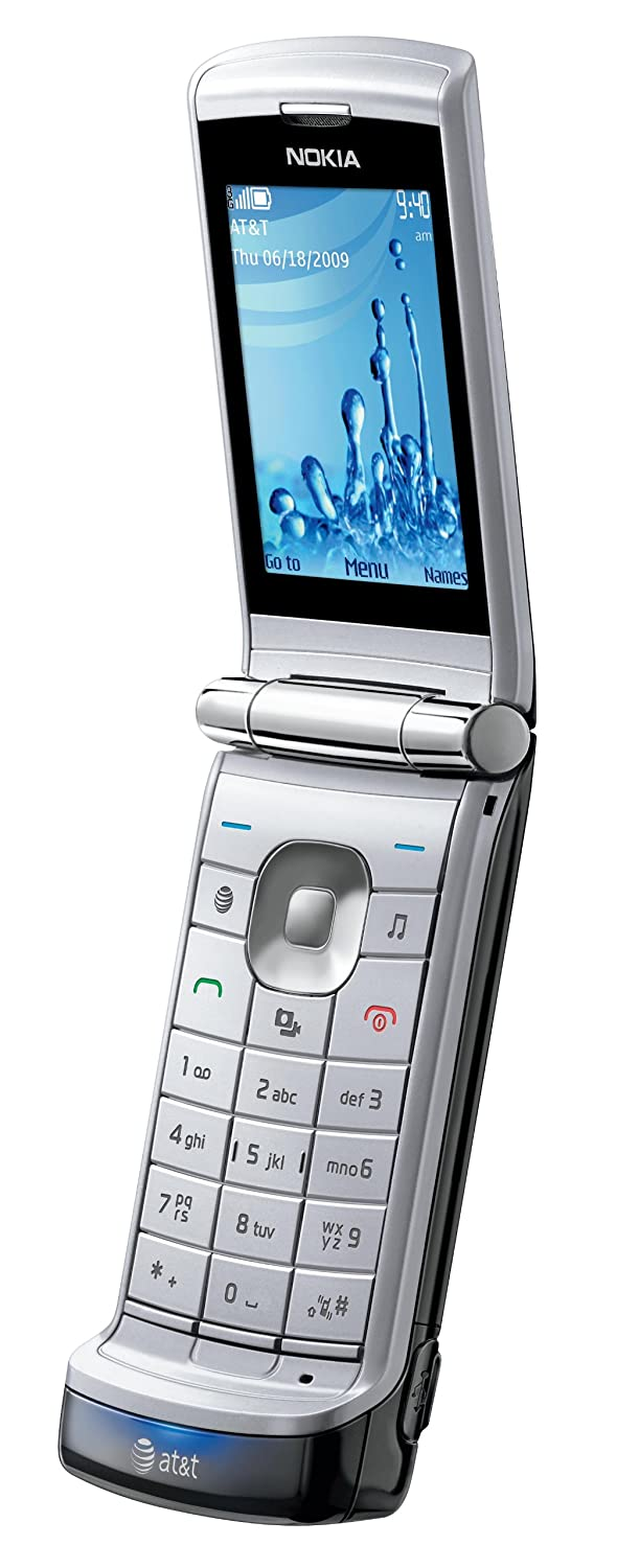 nokia flip phone old. nokia mural 6750 unlocked gsm flip phone with second external oled display, 2mp camera, video, bluetooth, mp3/mp4 player and microsd slot - silver: old
