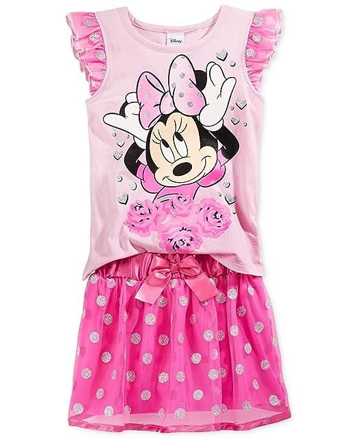 Amazon.com: De Minnie Mouse de Disney Little Girls '2 ...