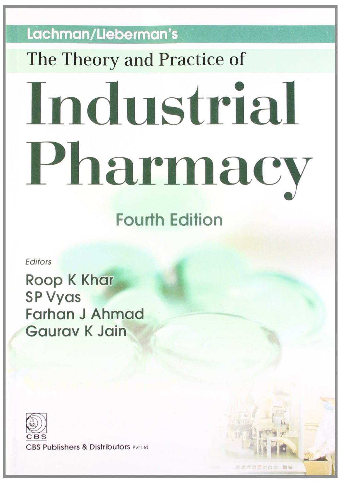 Leon Lachman Industrial Pharmacy Ebook
