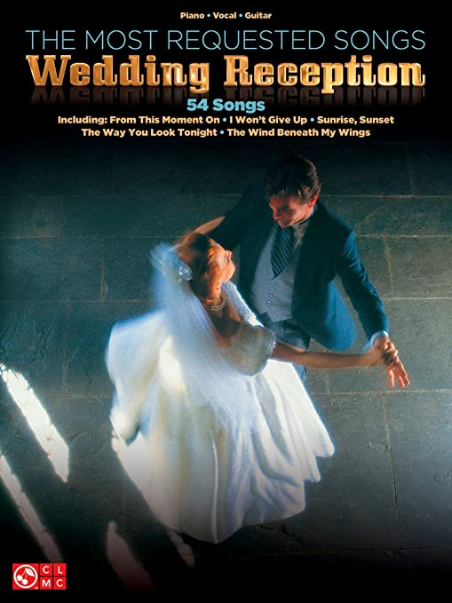 Amazon Cherry Lane The Most Requested Wedding Reception Songs