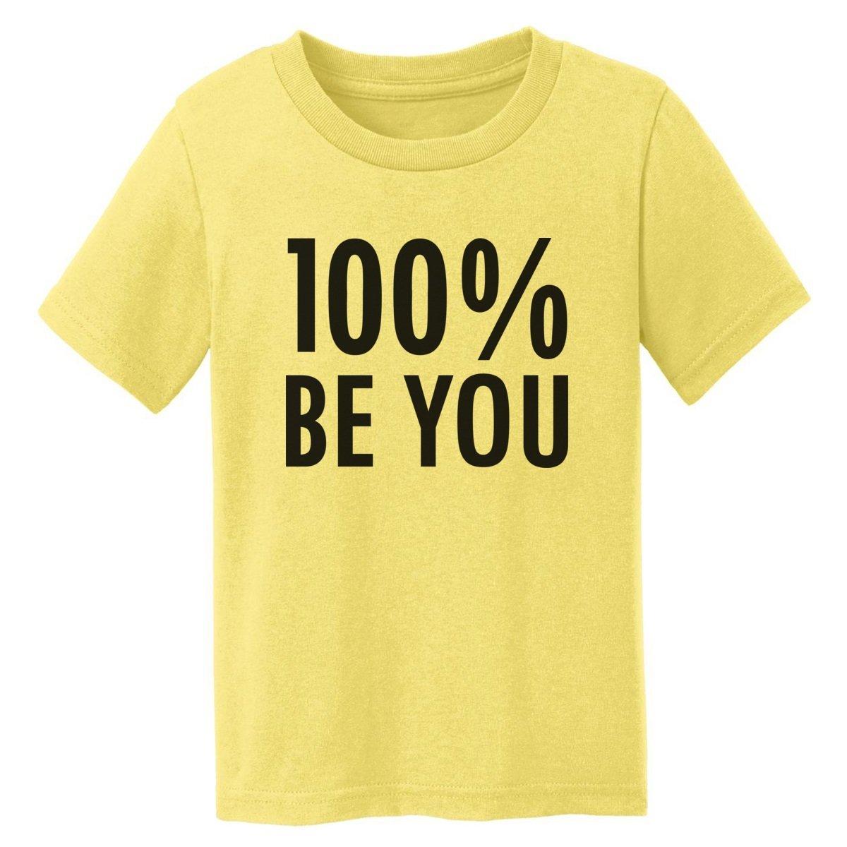 Digital T-Shirt Shop Baby-boys 100 Percent Be You