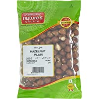 Natures Choice Hazelnut Plain - 200 gm
