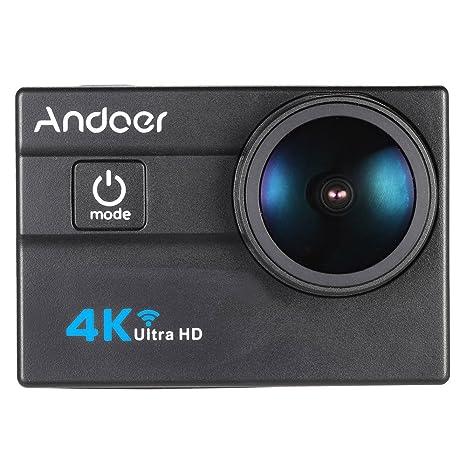 Andoer® Ultra HD Cámara Acción Deporte 2.0