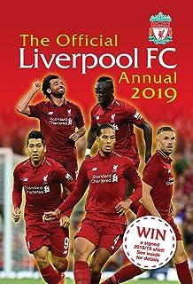 Liverpool Official 2019 Calendar - A3 Wall Calendar  Amazon.co.uk ... 16dfdf353