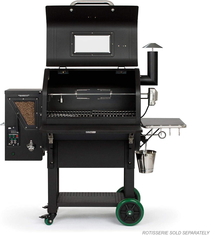 GMG Daniel Boone Prime Plus Rotisserie Kit