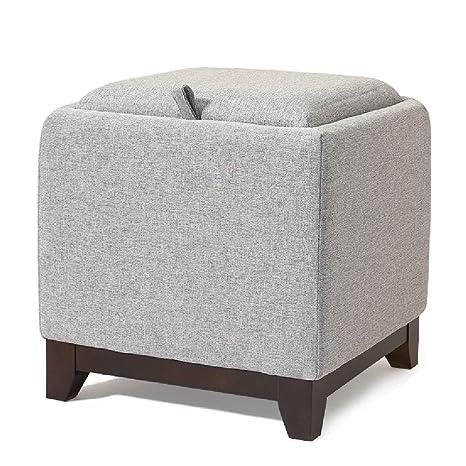 Amazon.com: Taburetes YXX para el hogar con cubo, mesa de ...