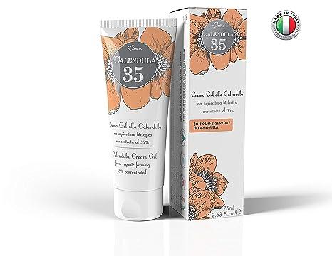 Calendula 35 - Crema protectora para el cambio de pañal – Ideal para niños - Natural