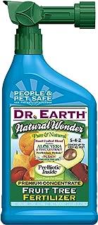 product image for Dr. Earth INC 1018 Natural Wonder Fruit Tree Fertilizer 32oz RTS, 32 oz