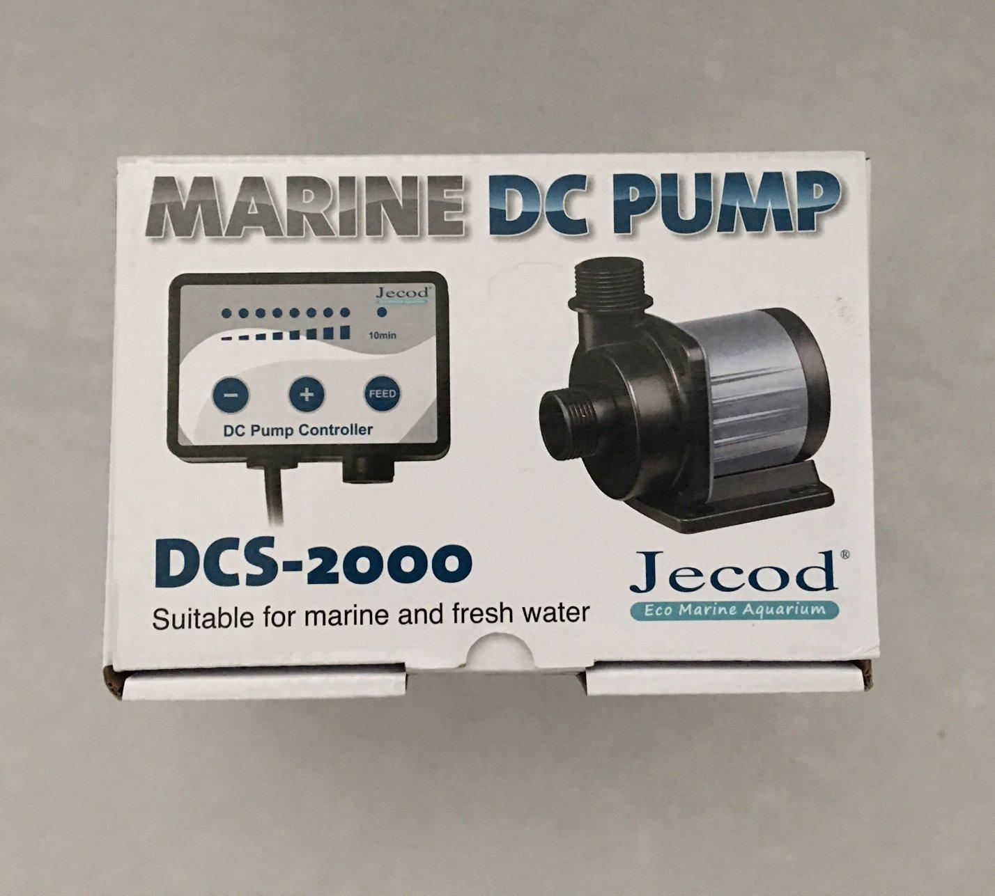 Jebao(Jecod) Marine Return Pumps DCS2000