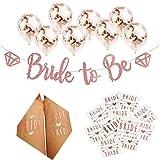 Bachelorette Party Decorations Kit: Bridal Shower