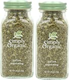 Simply Organic Italian Seasoning ORGANIC 0.95 oz. Bottle (a) - 2 Bottles