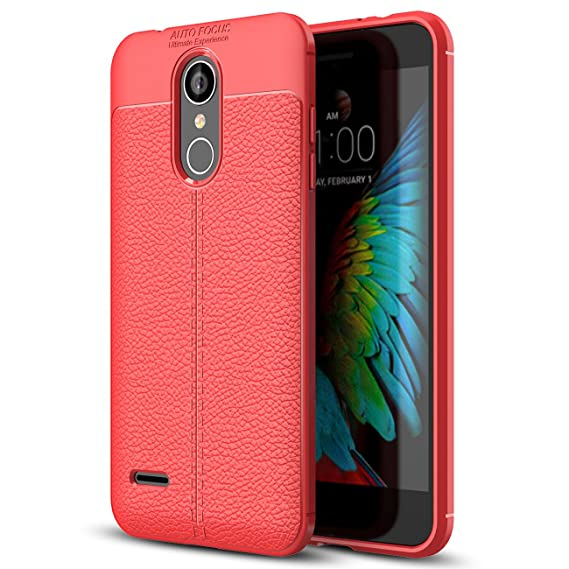 new arrival 390aa 5da99 Amazon.com: LG K9 Case, LG K9 Faux Leather Case, Soft Case Anti-Slip ...