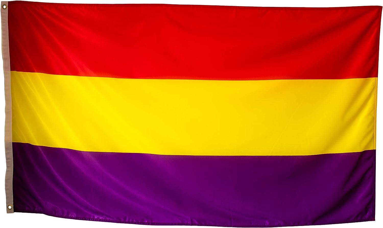 Bandera Republicana Española Grande