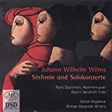 Johann wilhelm wilms symphonie & concertos solo (forgotten treasures - volume 4)