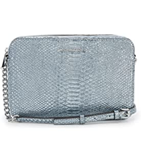 3640987b9be8 Amazon.com  MICHAEL Michael Kors Mott Large Leather Chain Wallet ...