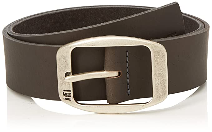 7d42aa59a91 G-STAR RAW Ladd Belt Ceinture Multicolore (GS Grey Antic Silver 5256 ...