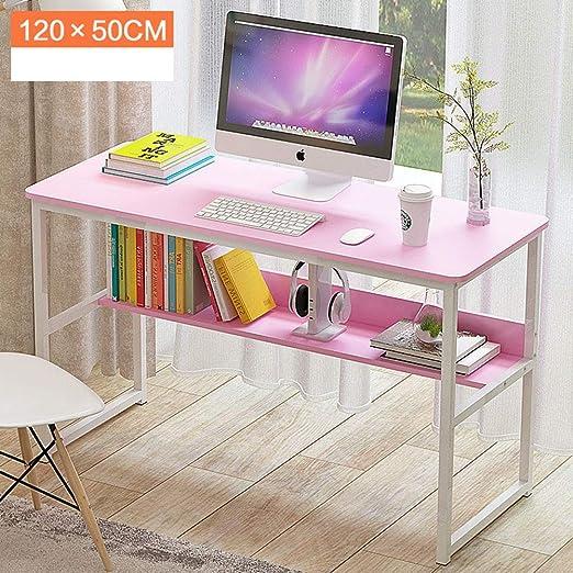 JiaQi Oficina Escritorio De La Computadora,pequeño Desk con Mesa ...