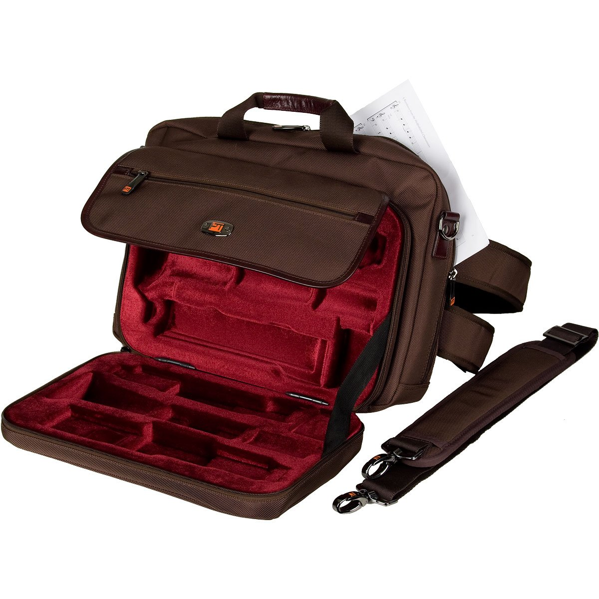 Protec Bb Clarinet Messenger LUX PRO PAC Case LX307