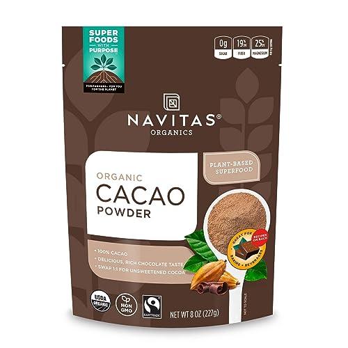Navitas Organics: Organic Cacao Powder