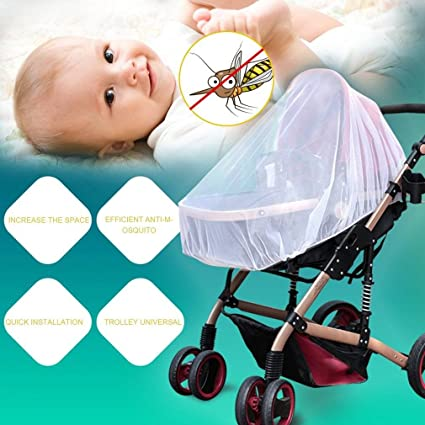Red mosquitera para bebé para insectos para cochecitos y ...