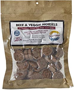 Fresh Is Best Freeze Dried Raw Beef Dog & Cat Treats