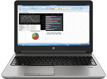 HP Probook 650 G1 H5G76EA Intel 2500 MHz 4096 MB Portable HD