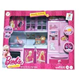 HER HOME Barbie 3 Set Beautiful Vogue Kitchen