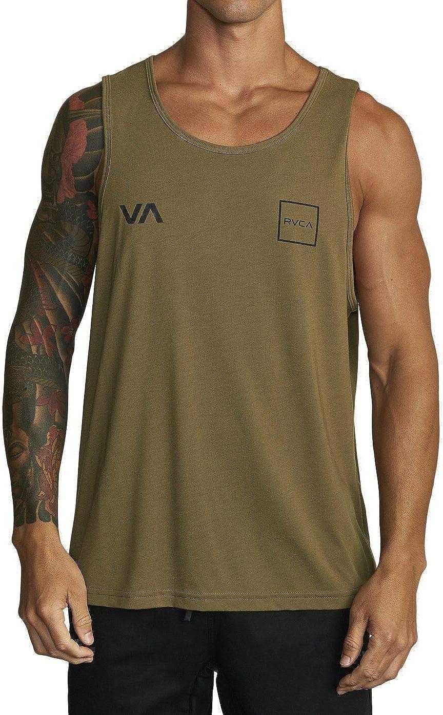 RVCA Mens Lane Tank