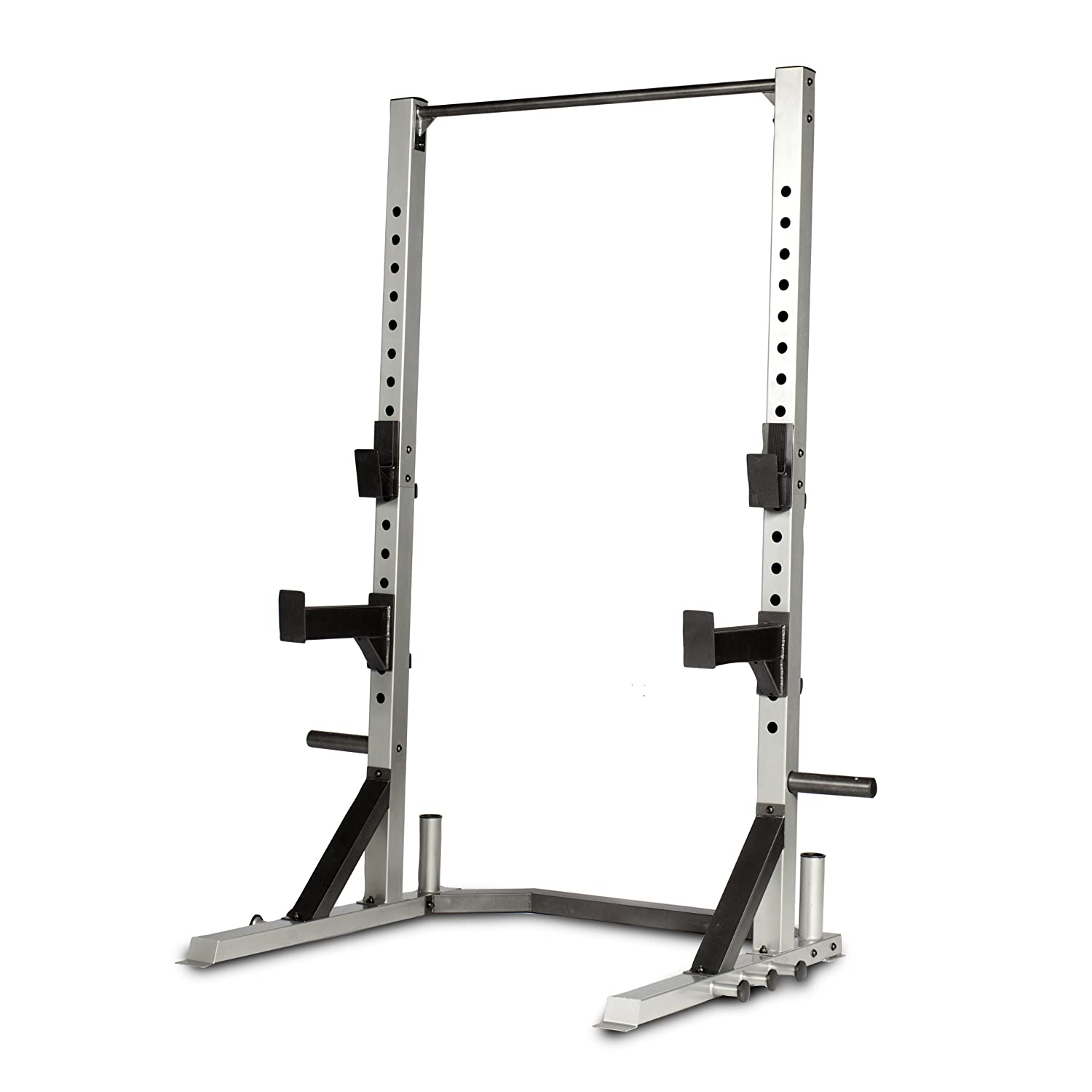 Amazon Cap Barbell Deluxe Power Rack FM CBF Sports